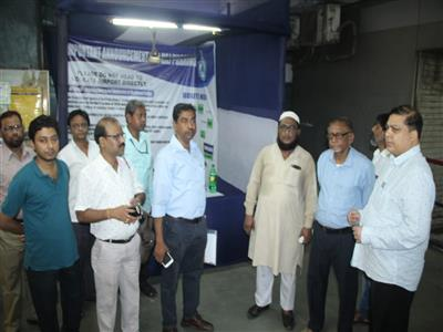 Chairman Visit Haj Help Desk at Sealdah.jpg